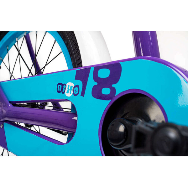 a0e957eee Bicicleta Niño S COOL NIXE 1V Alu 18